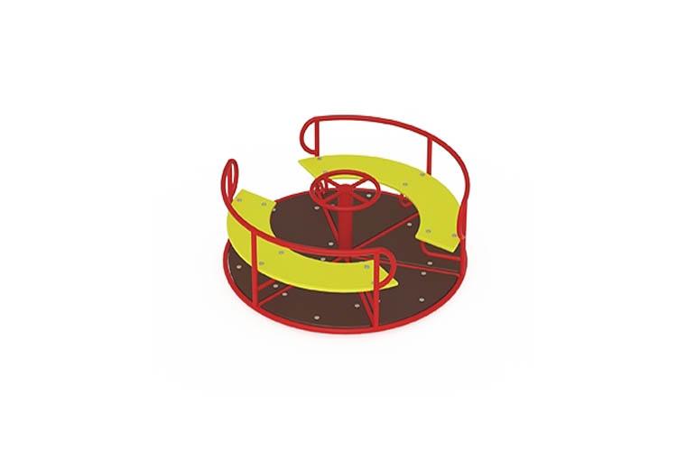 ИО 05-307 Карусель с рулем Image