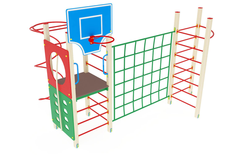 СК 03-120 Спортивный комплекс Непоседа Image