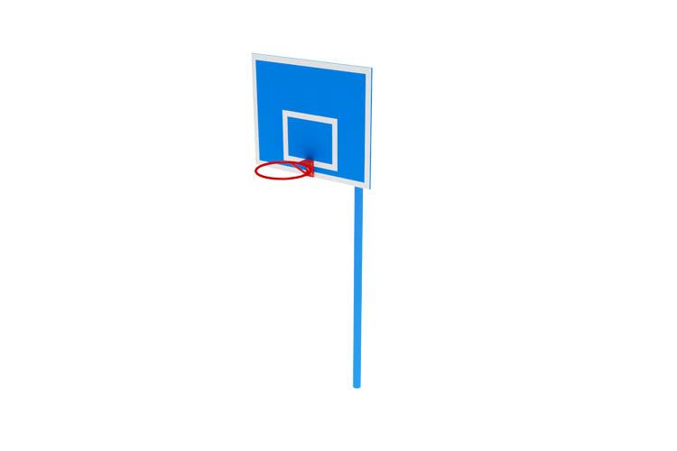 СО 07-702 Стойка баскетбольная Image