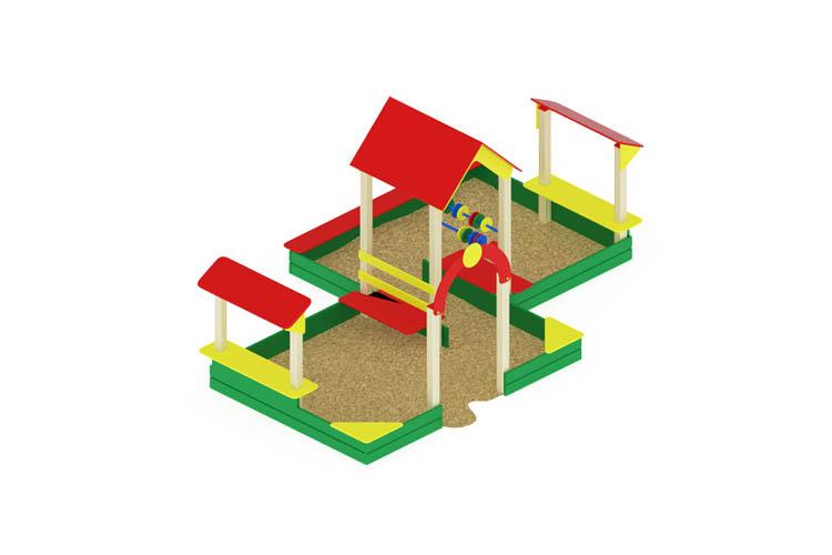 ИО 07-537 Песочный дворик большой Image