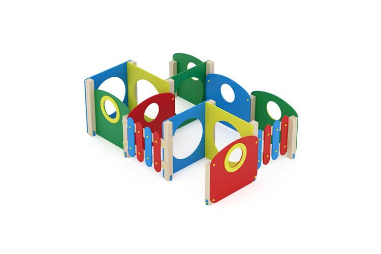 ИФ 03-403 Лабиринт кубик Image